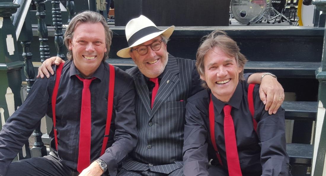 Theo de Vries swing trio